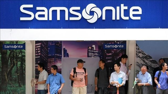 News video: Samsonite: $1 Billion to Spend, May Buy Asian Brands